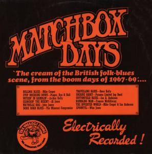 37 Matchbox Days LP